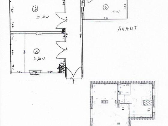 Vente appartement 4 pièces 104,36 m2