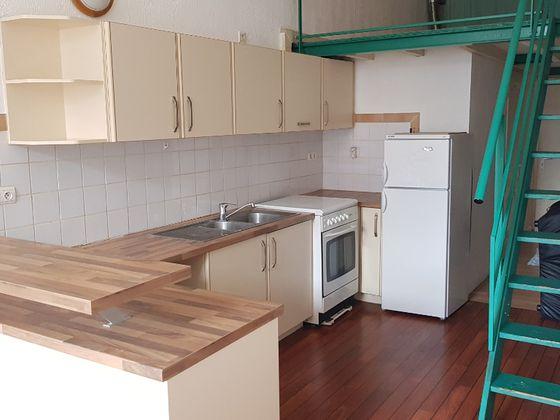 Location studio 39,64 m2