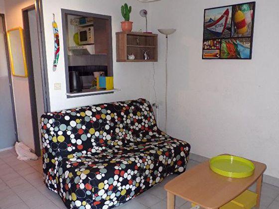 Vente studio 22,25 m2