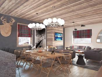 Appartement 5 pièces 173 m2