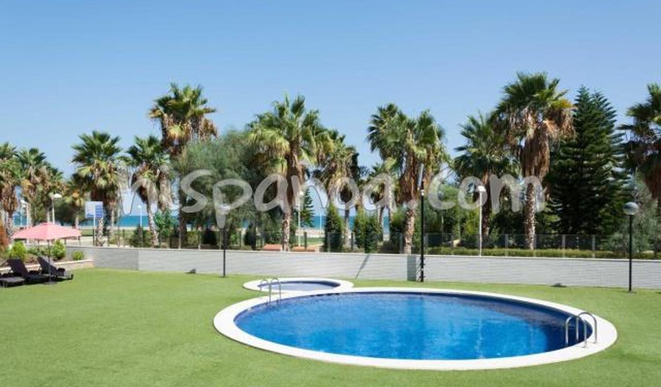 Seaside apartment with pool Oropesa del Mar