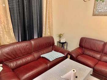 Appartement 4 pièces 63,25 m2