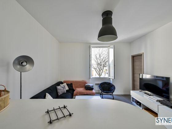 Vente appartement 2 pièces 35,39 m2