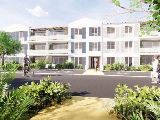 Vente appartement 2 pièces 48,32 m2