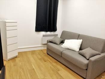 Studio meublé 17,44 m2