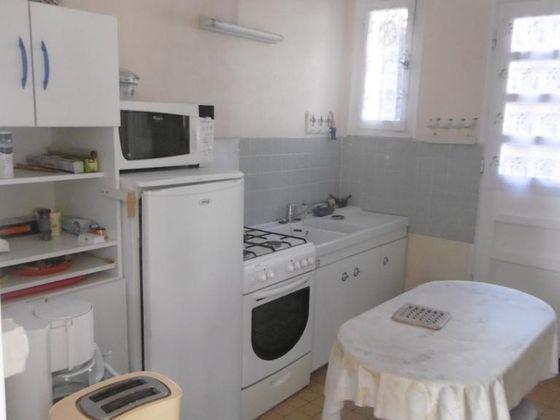 Location maison meublée 4 pièces 65 m2