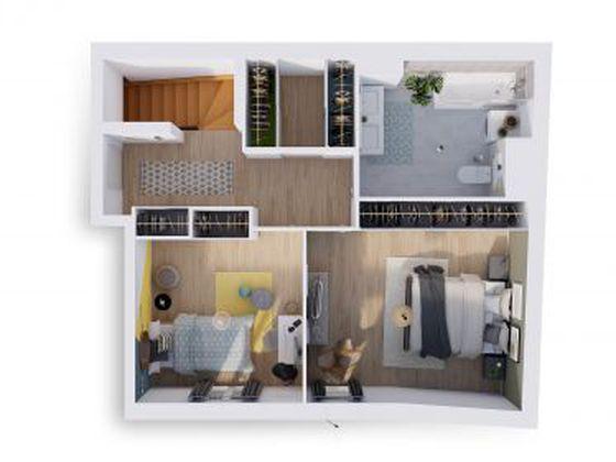 Vente appartement 4 pièces