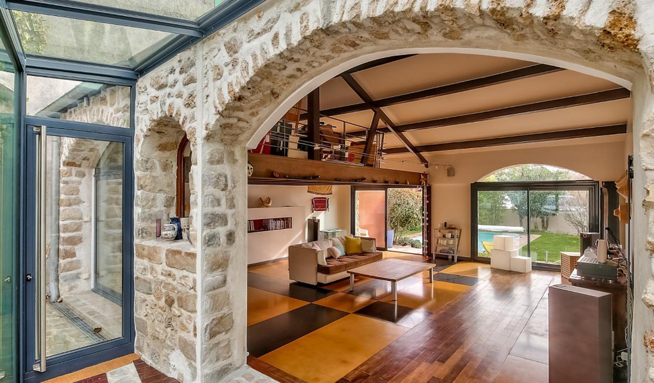 Maison avec piscine Marcoussis