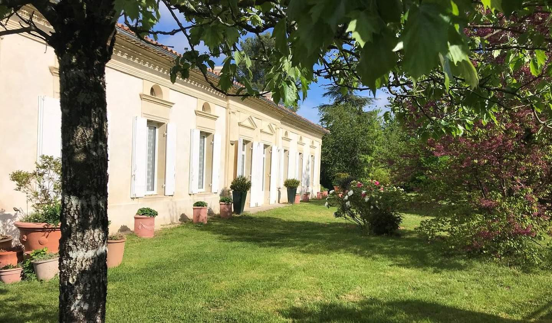 Propriété avec jardin Saint-Emilion