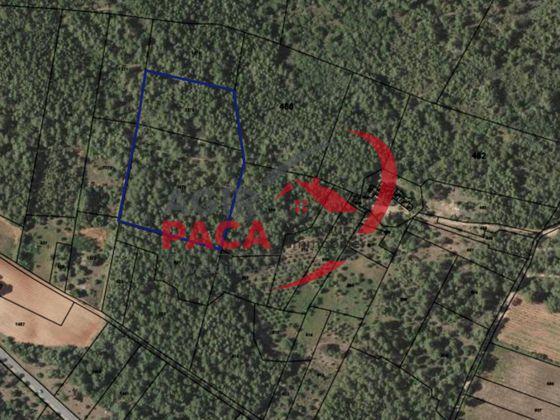 Vente terrain 14485 m2
