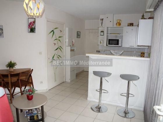 Vente appartement 2 pièces 27,51 m2
