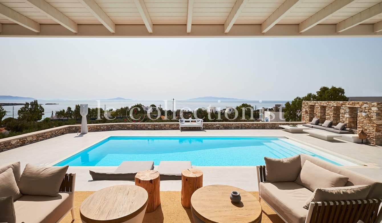 Villa avec piscine Glifa