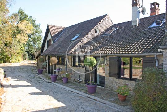 Farm house with pool