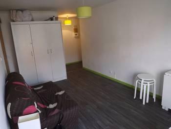 Studio meublé 23,51 m2