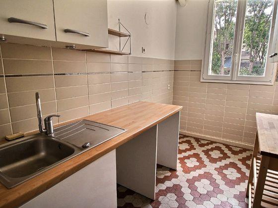 Location appartement meublé 2 pièces 42,37 m2