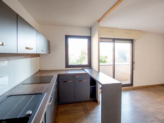 Vente appartement 3 pièces 69,73 m2