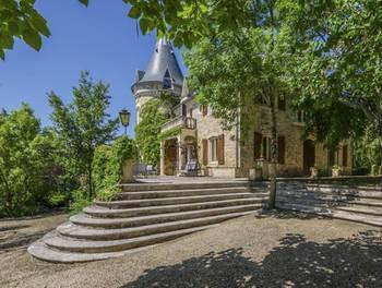 Château 18 pièces 415 m2