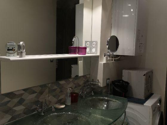 Location appartement meublé 3 pièces 82,3 m2