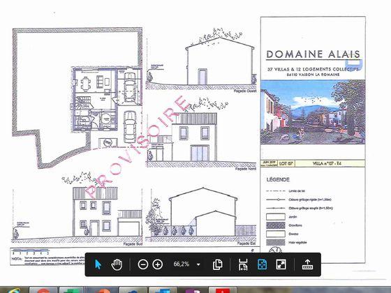 Vente villa 4 pièces 87 m2