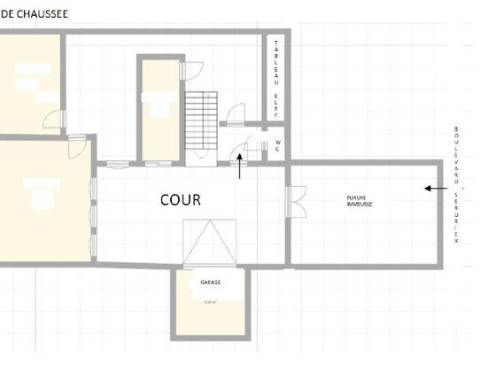 Location divers 5 pièces 232,9 m2