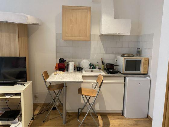 Vente appartement 23 m2