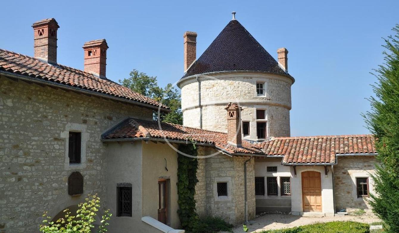 Maison Bourg-en-Bresse