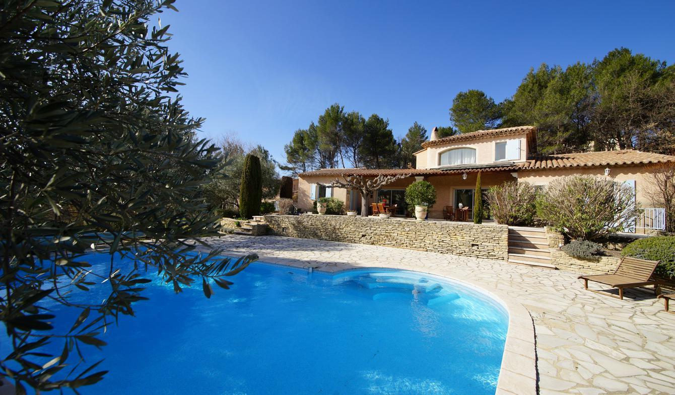 Villa avec piscine et terrasse Vaison-la-Romaine