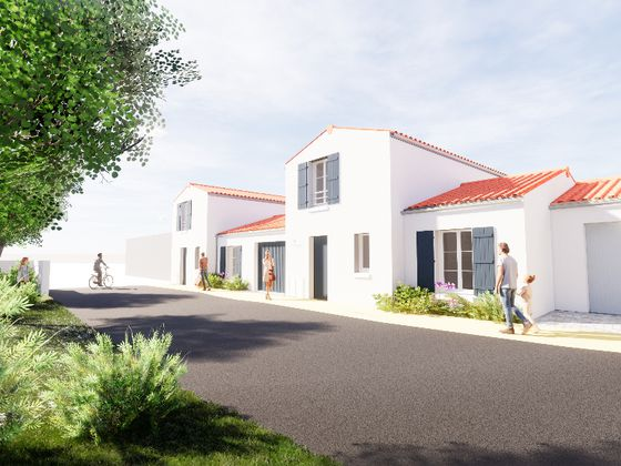 Vente maison 3 pièces 65,61 m2