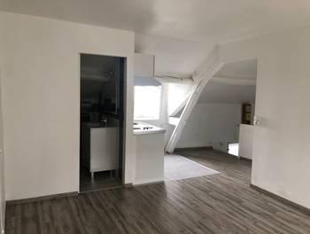 Appartement 2 pièces 33,88 m2