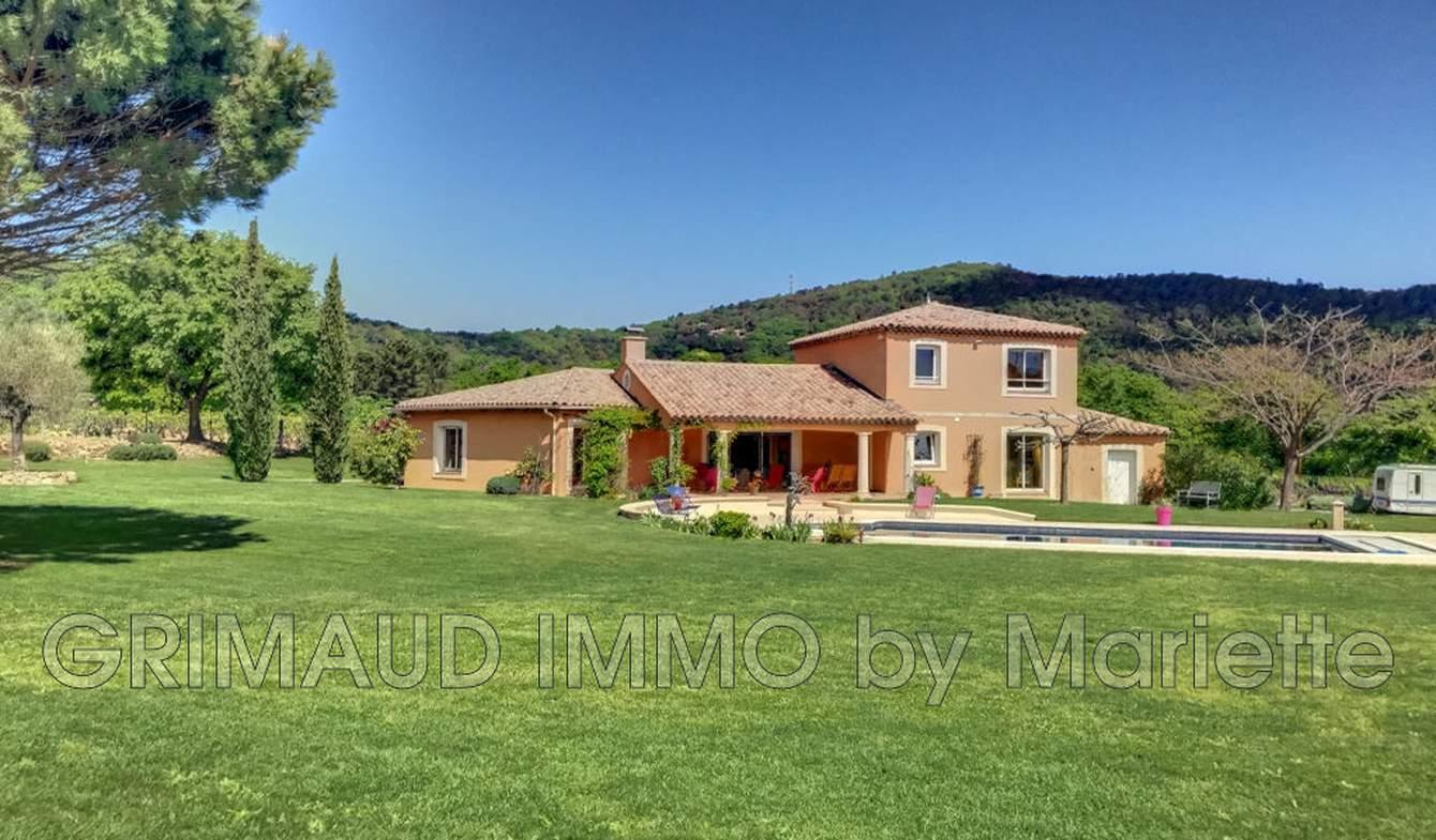 Villa with pool and terrace La Garde-Freinet