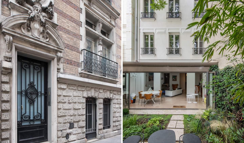 Maison Paris 16ème