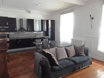 Appartement meublé 2 pièces 57,74 m2