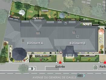 Appartement 5 pièces 121,52 m2