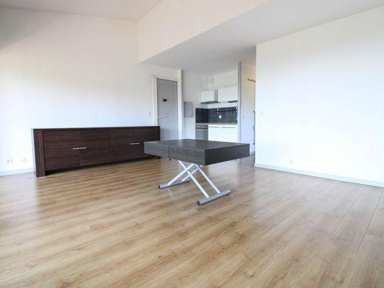 Vente appartement 2 pièces 58,5 m2