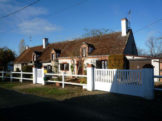 Mennetou-sur-Cher, Maison
