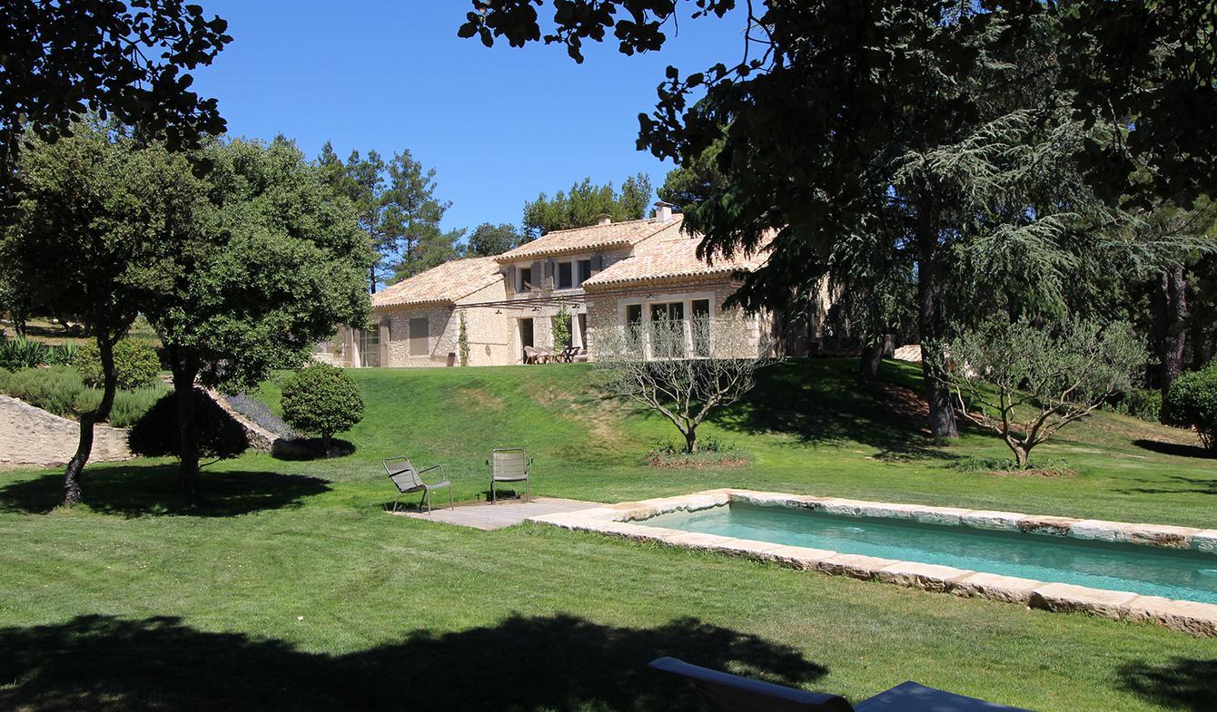 House with garden Eygalières