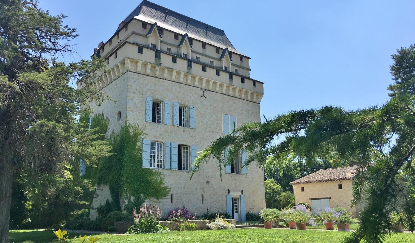 Château La Romieu