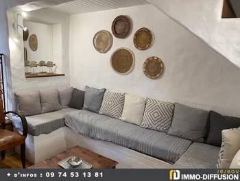 Maison 2 pièces 44 m2