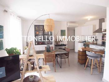 Appartement 2 pièces 50,9 m2