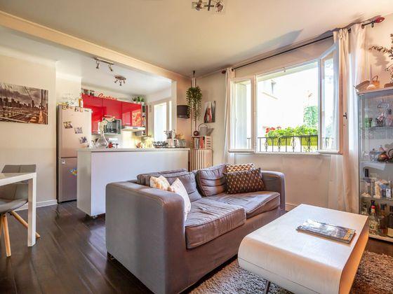 Vente appartement 3 pièces 61,97 m2