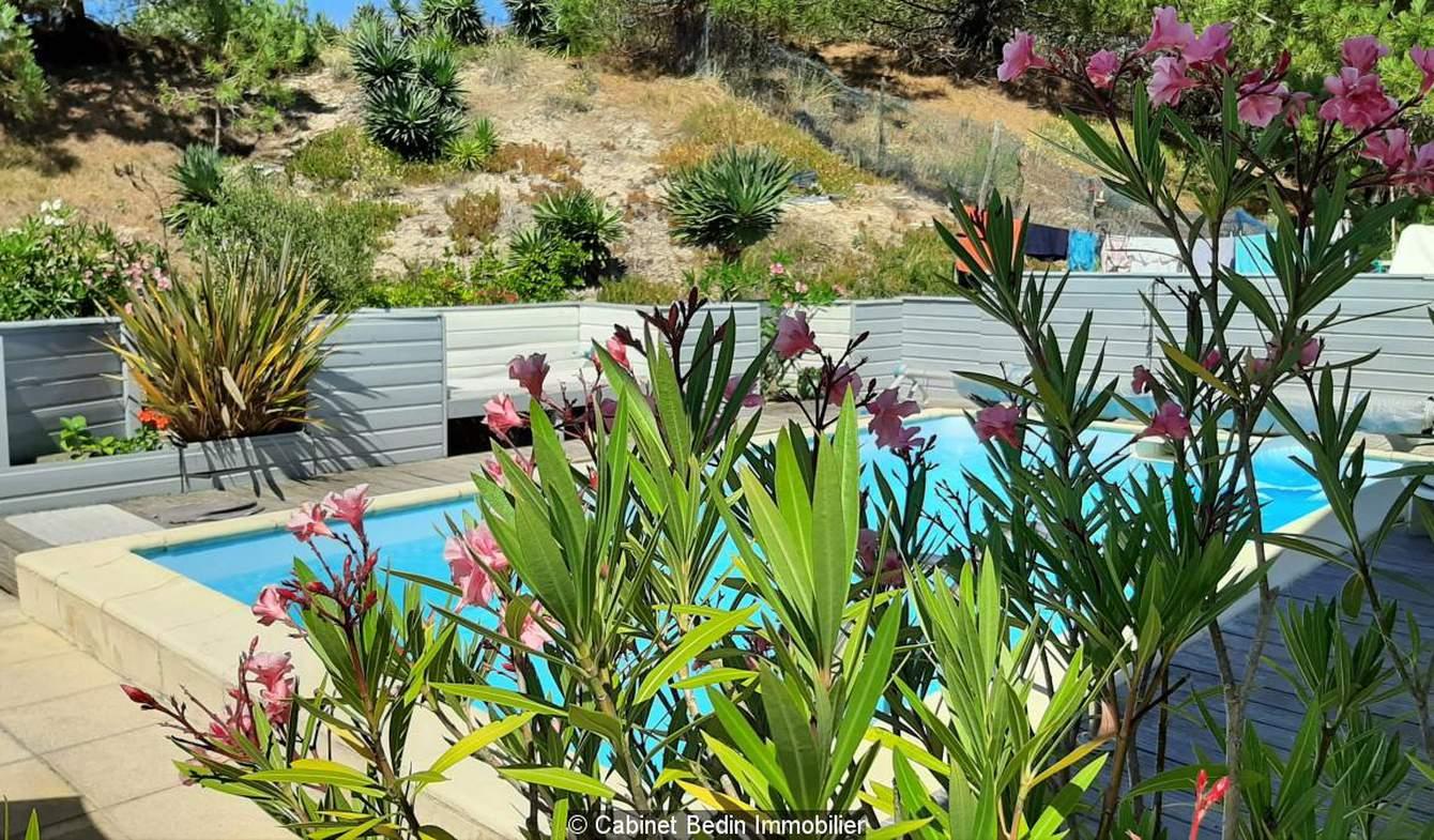Maison avec piscine et terrasse Lege-cap-ferret
