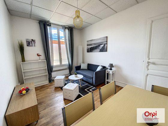 Location appartement meublé 2 pièces 36,42 m2