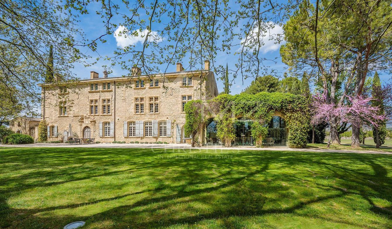 Château Aix-en-Provence