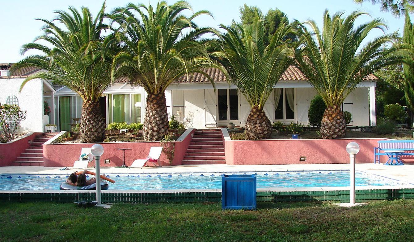 Villa avec piscine et terrasse Beziers