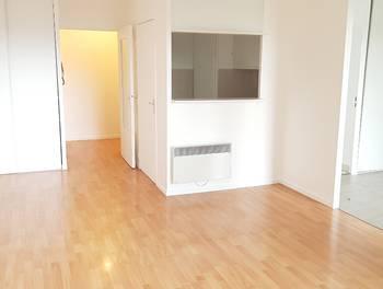 Appartement 2 pièces 40,02 m2