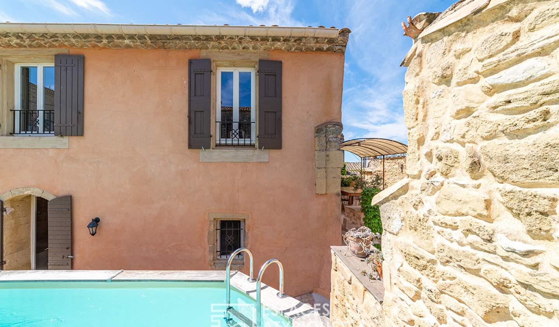 Maison Castillon-du-Gard