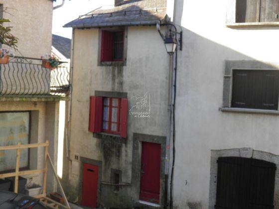 Vente maison 3 pièces 29 m2
