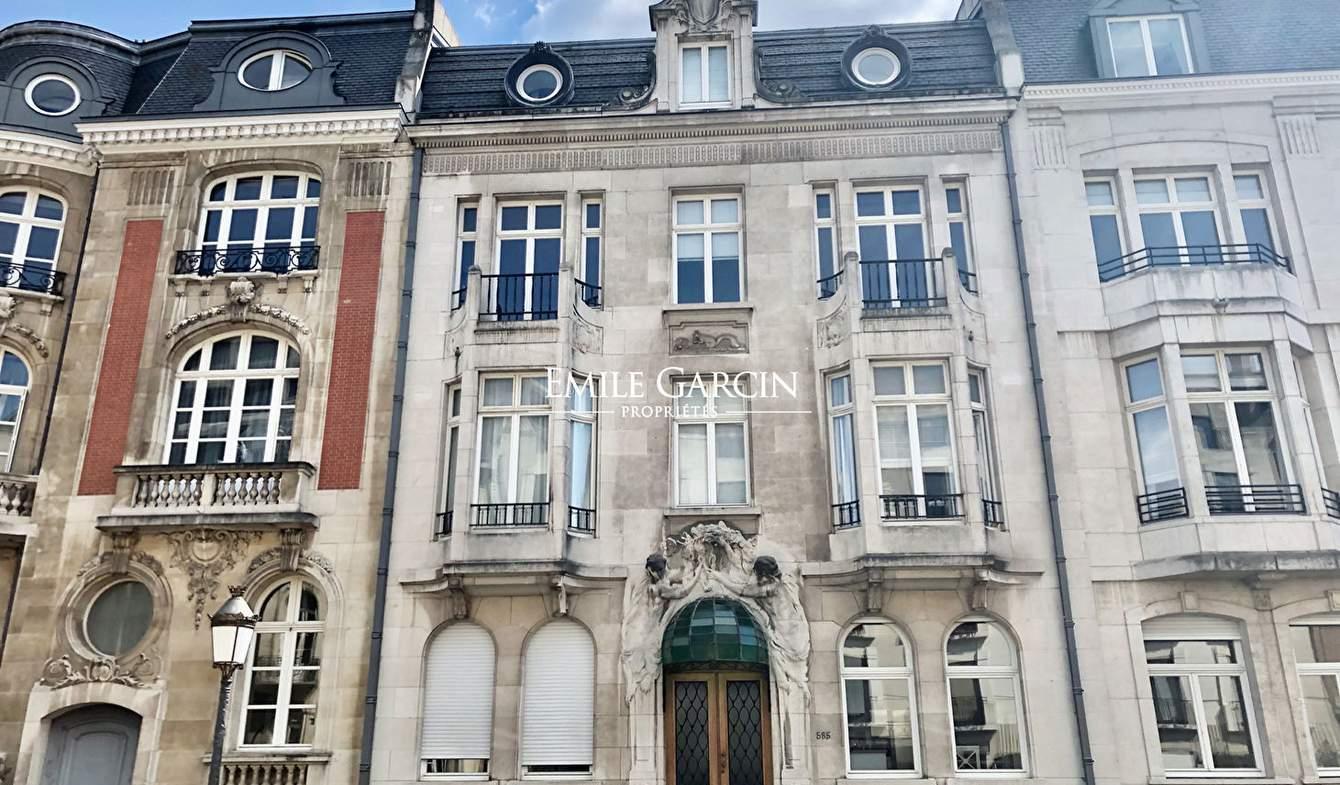 Appartement avec terrasse et piscine Bruxelles