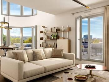 Appartement 2 pièces 48,56 m2