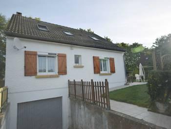 Maison 6 pièces 107,61 m2